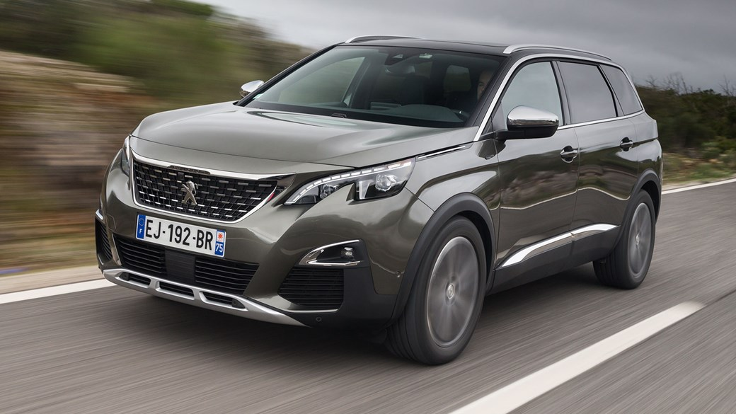 Peugeot 5008 2018 Review Gallic Flair In Suv Form Car Magazine