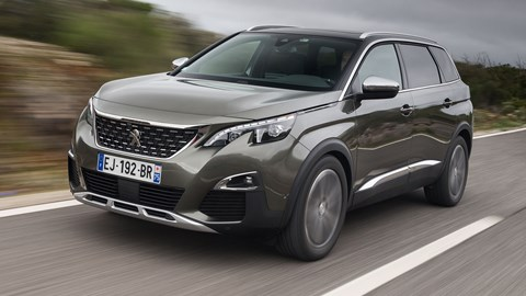 Peugeot 5008 (2018) review: Gallic flair in SUV-form | CAR