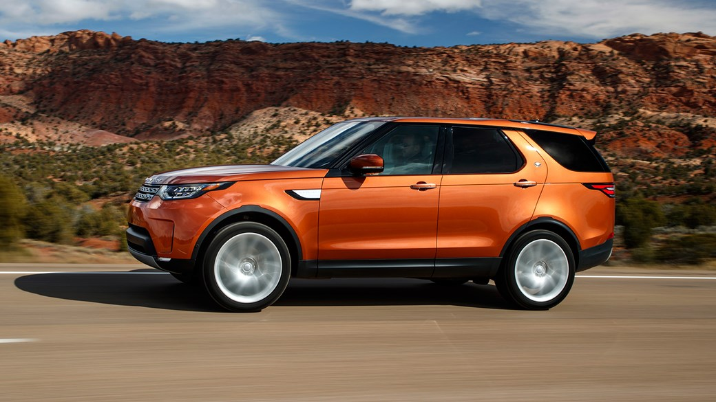 Land Rover Discovery 2017 >> Land Rover Discovery 2017 Review By Car Magazine