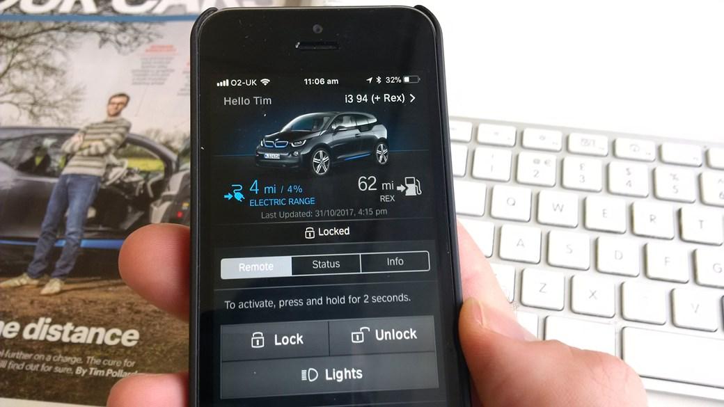Bmw I3 Range Extender 2018 Long Term Test Review Car Magazine