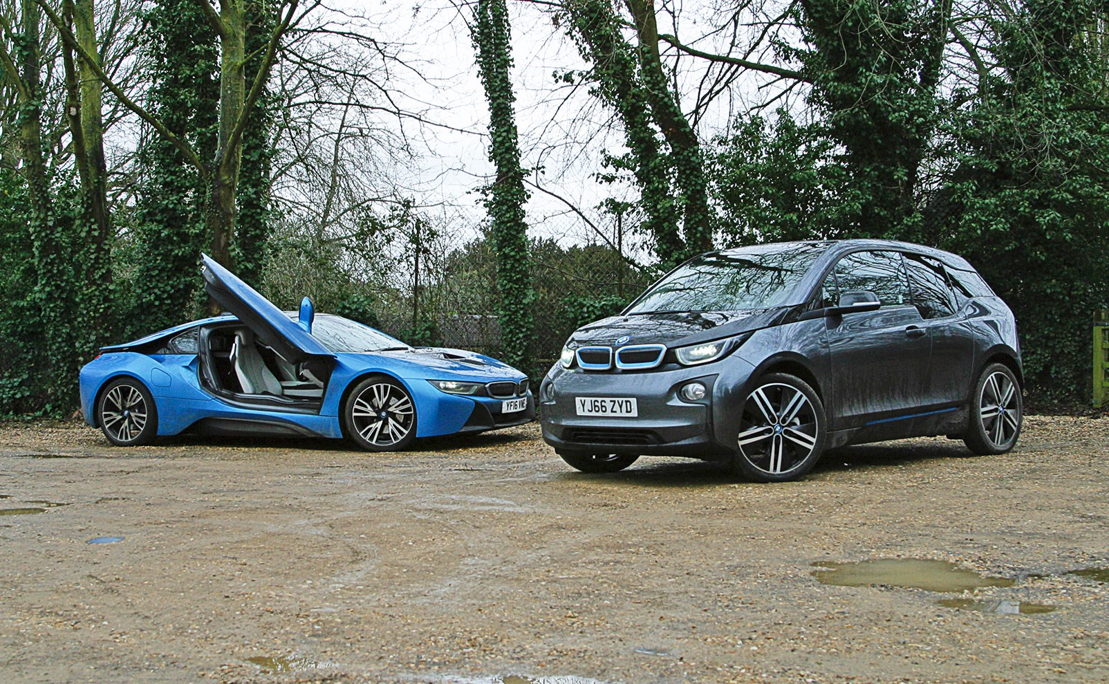 Living The I Life Bmw I8 Or I3 We Ve Been Mulling Over Choice