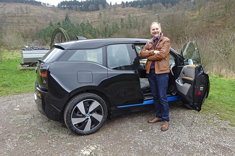 BMW i3 LTT second opinion