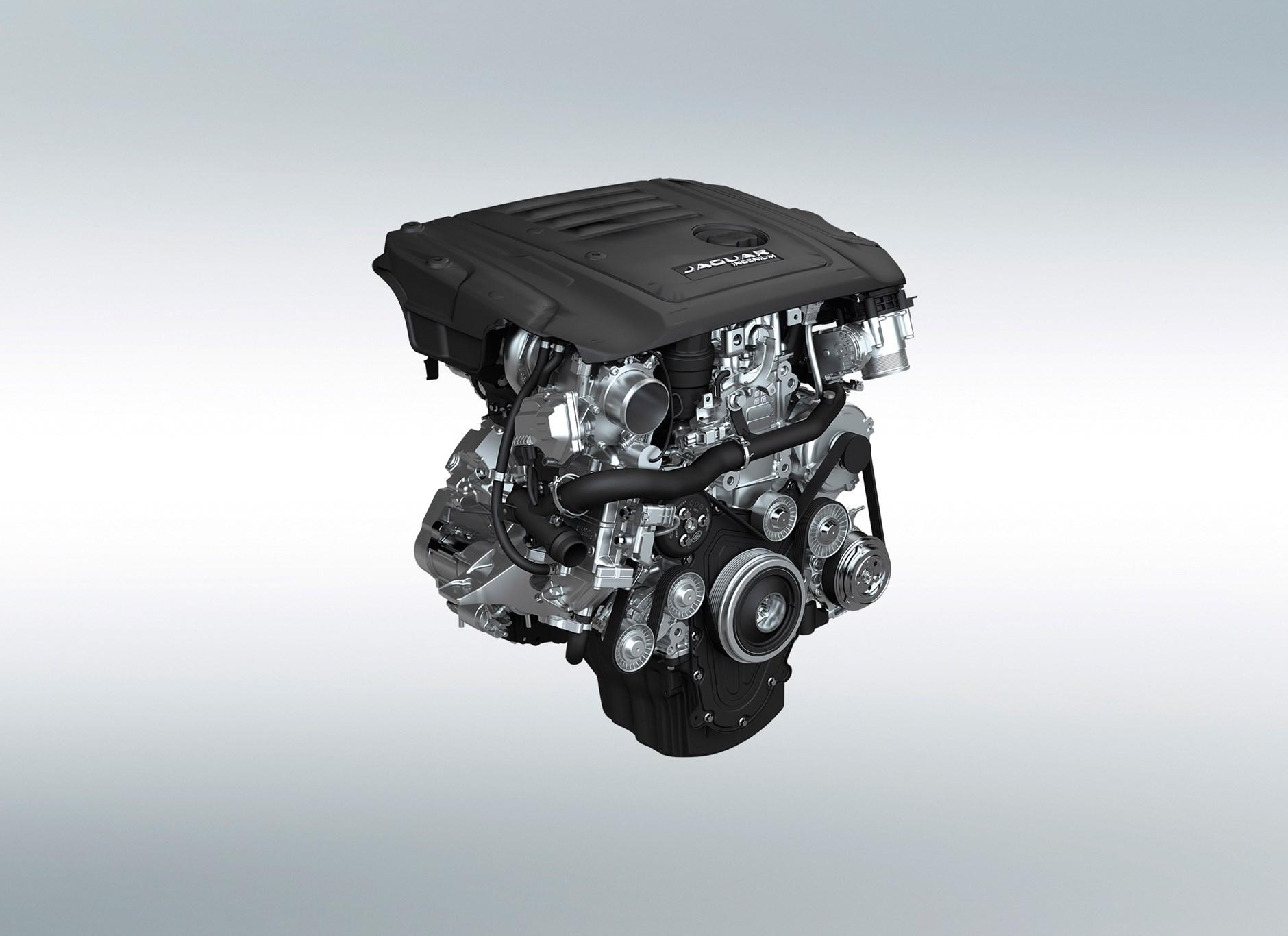 New 2018 Ingenium Engines Pep Up Jaguar F Pace Xe Xf