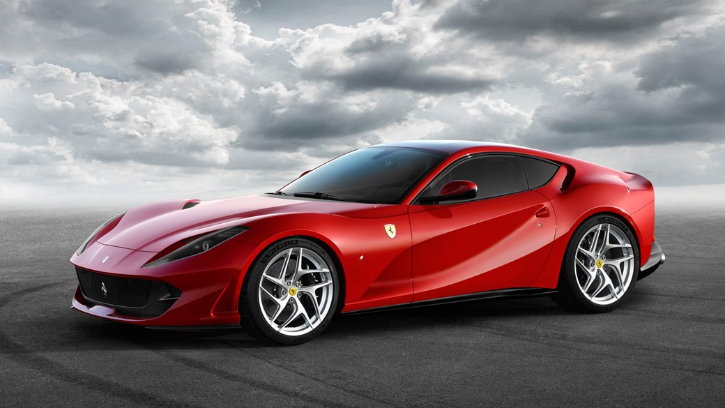 ferrari 812 superfast: the new f12 rolls into genevacar magazine