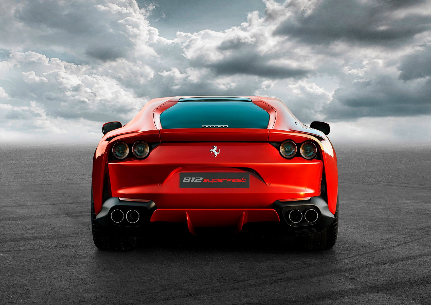 Ferrari 812 Superfast: the new F12 rolls into Geneva by ...