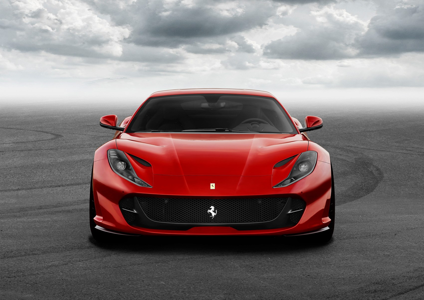 ferrari 812 superfast the new f12 rolls into geneva by. Black Bedroom Furniture Sets. Home Design Ideas