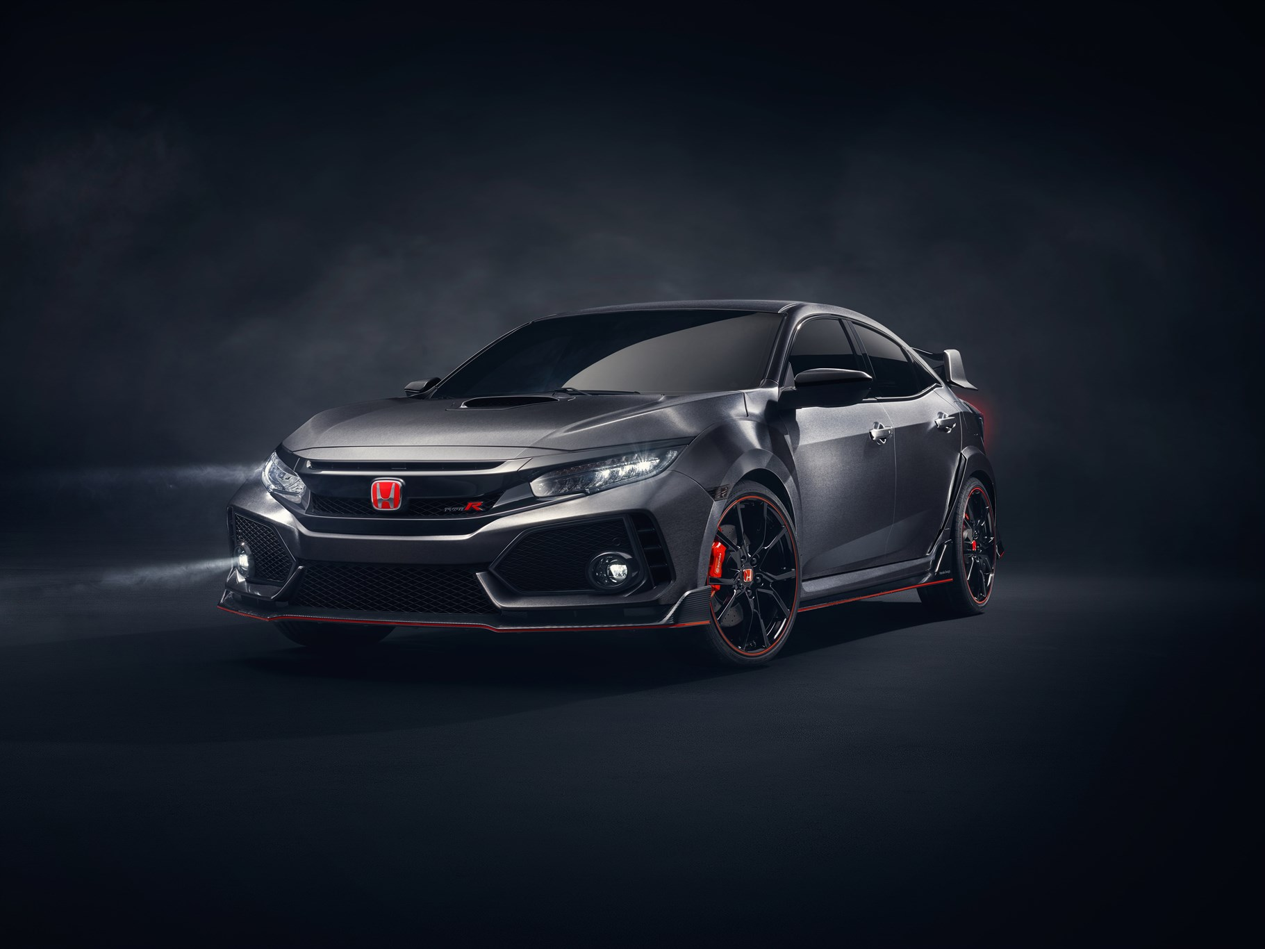 The Production Honda Civic Type R Will Be Revealed In Geneva