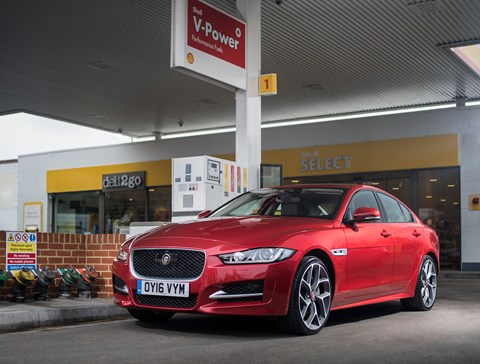 The internet of things is here: Jaguar's new Shell payment app