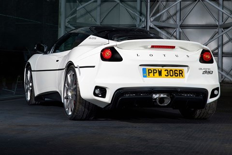 The 007 Lotus Evora