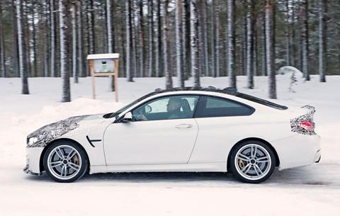 2017 yazında nedeniyle: yeni BMW 4 serisi CS
