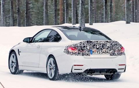 BMW M4 CS: CAR dergisi casus fotoğrafları