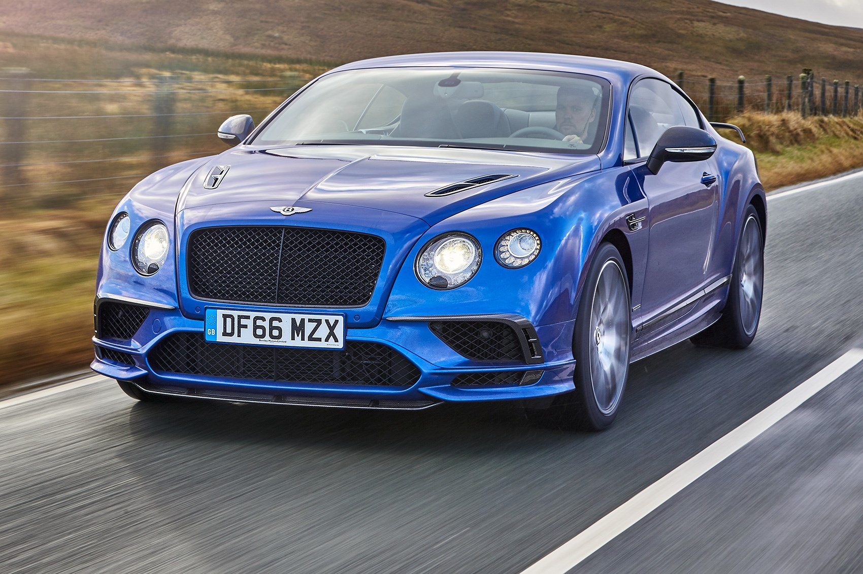 Kia >> Bentley Continental Supersports (2017) review by CAR Magazine