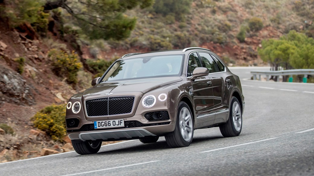 Bentley Bentayga diesel (2018) review: Five days with the luxury SUV ...