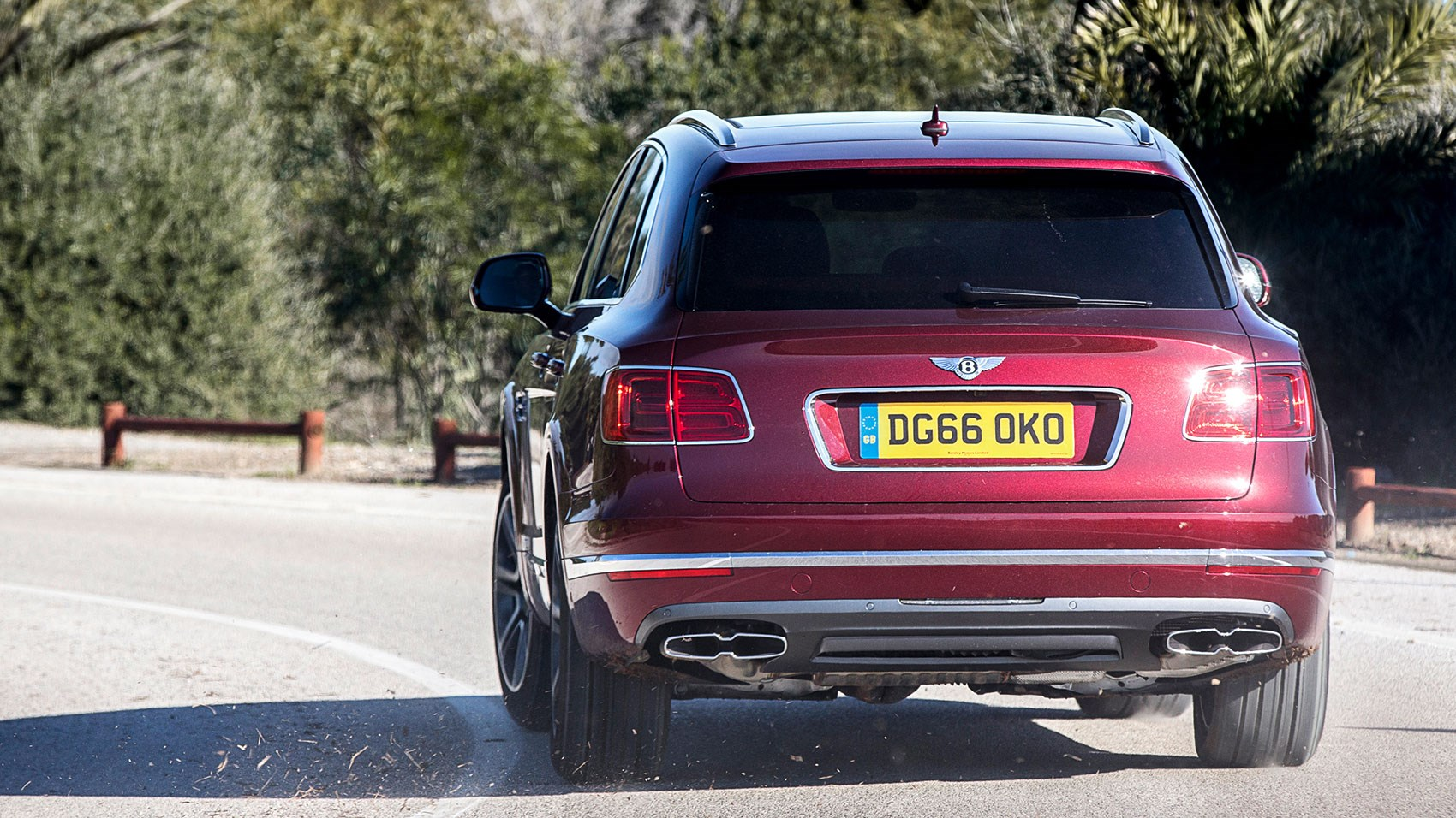 bentley bentayga diesel 2018 review five days with the luxury suv by car magazine. Black Bedroom Furniture Sets. Home Design Ideas