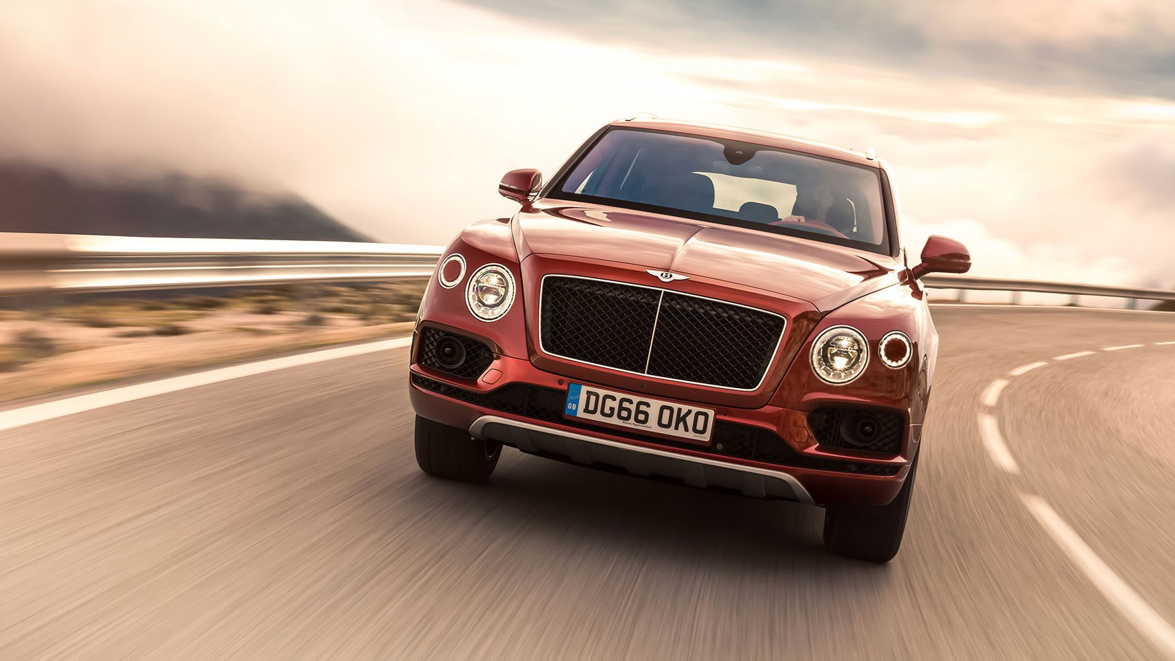 CAR magazine's Bentley Bentayga Diesel review