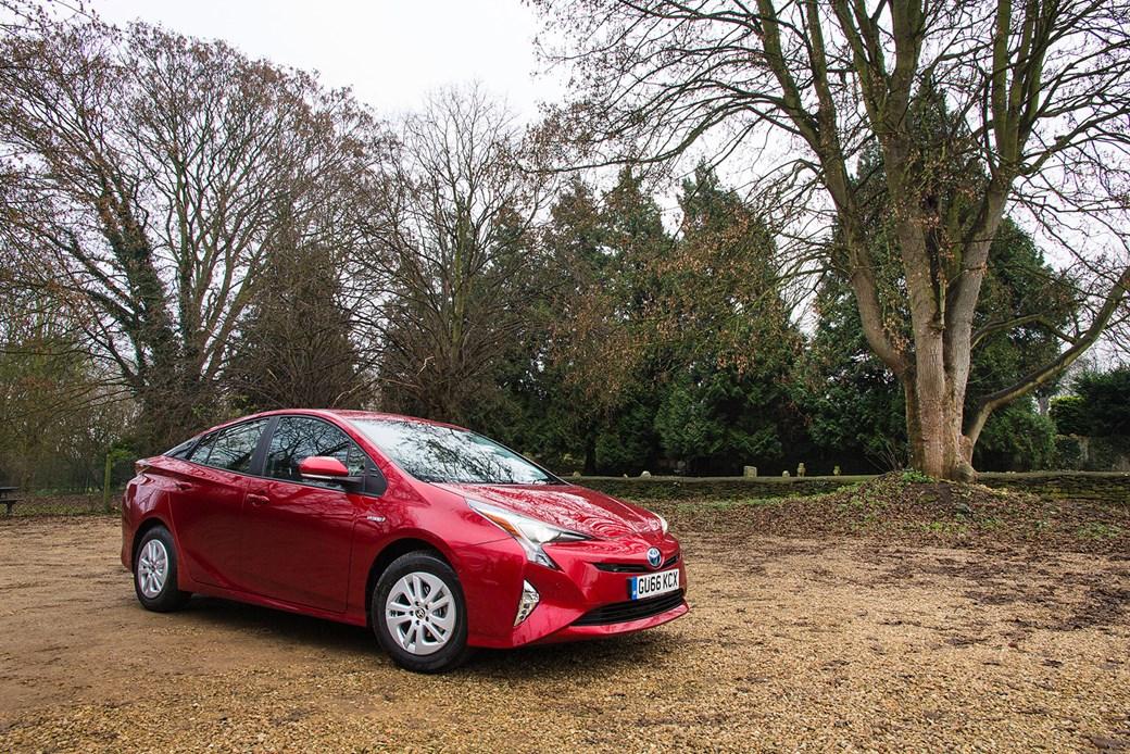 The Car Magazine Toyota Prius