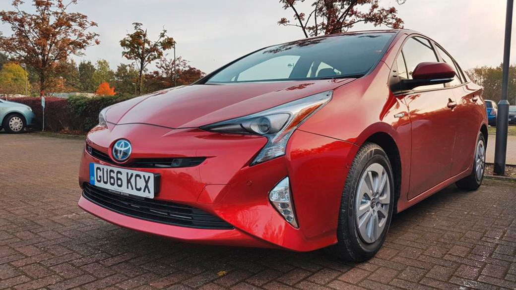 The Car Magazine Toyota Prius Long Term Test Review