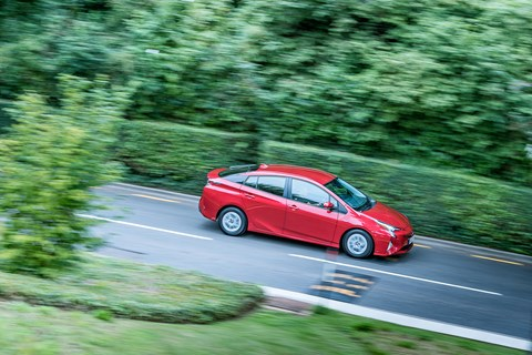 Toyota Prius: economy and mpg boosting in CAR's long-term test review