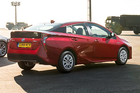 Toyota Prius: the CAR magazine long-term test review 2017