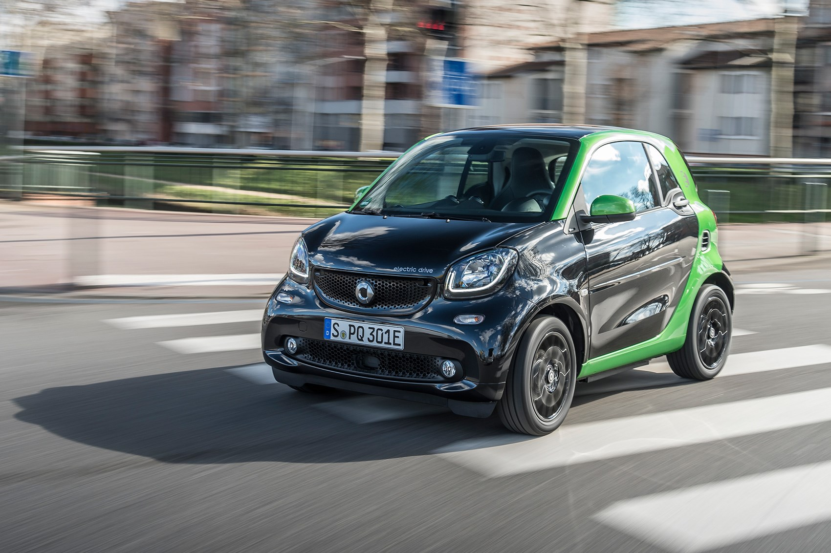 Smart Fortwo Electric Drive 2017 Review