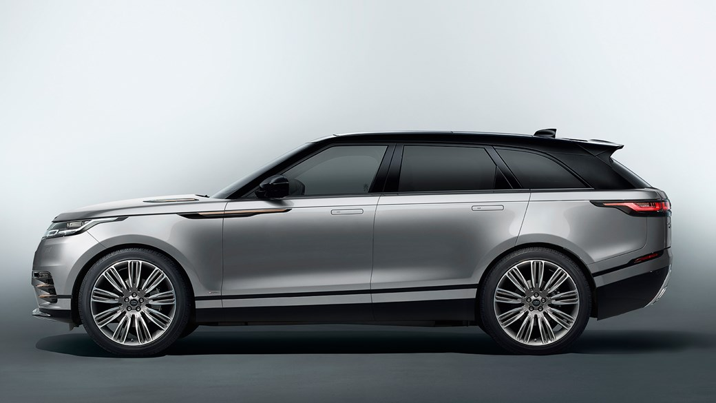 New Range Rover >> New Range Rover Velar Revealed In Pictures By Car Magazine