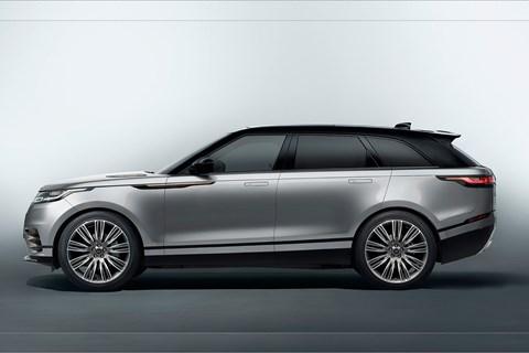 New 2017 Range Rover Velar