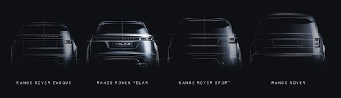 How the four Range Rovers compare