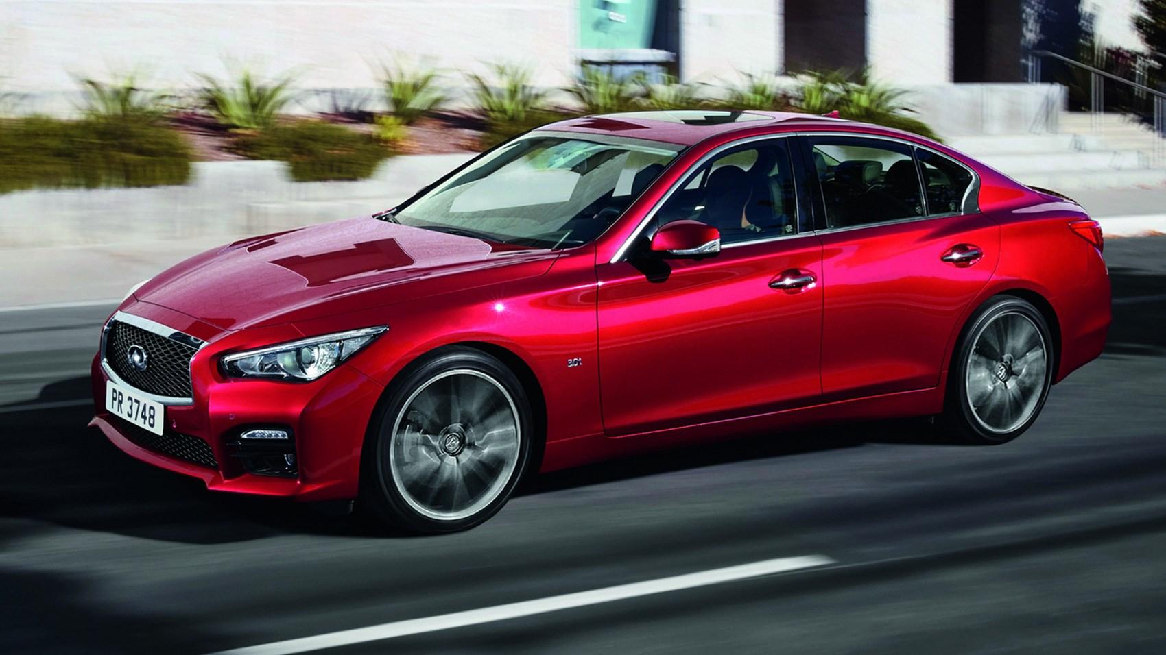0 Down Lease Deals >> Infiniti Q50 3.0 Sport Tech (2017) review | CAR Magazine
