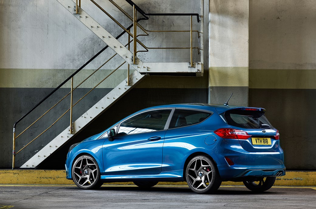 Ford Fiesta St The New 2017 Hot Hatch