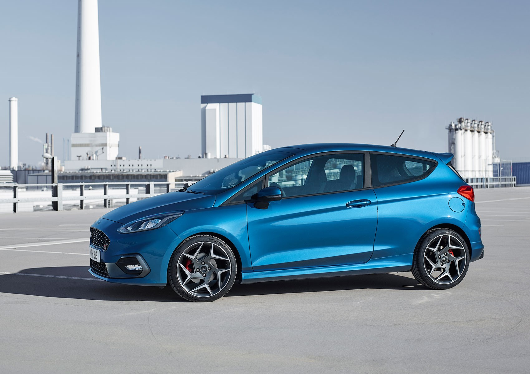 new ford fiesta st 2017 news specs and photos by car magazine. Black Bedroom Furniture Sets. Home Design Ideas