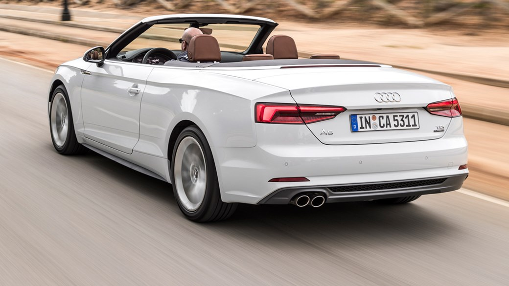 Audi A5 Cabriolet 2.0 TDI (2017) review | CAR Magazine