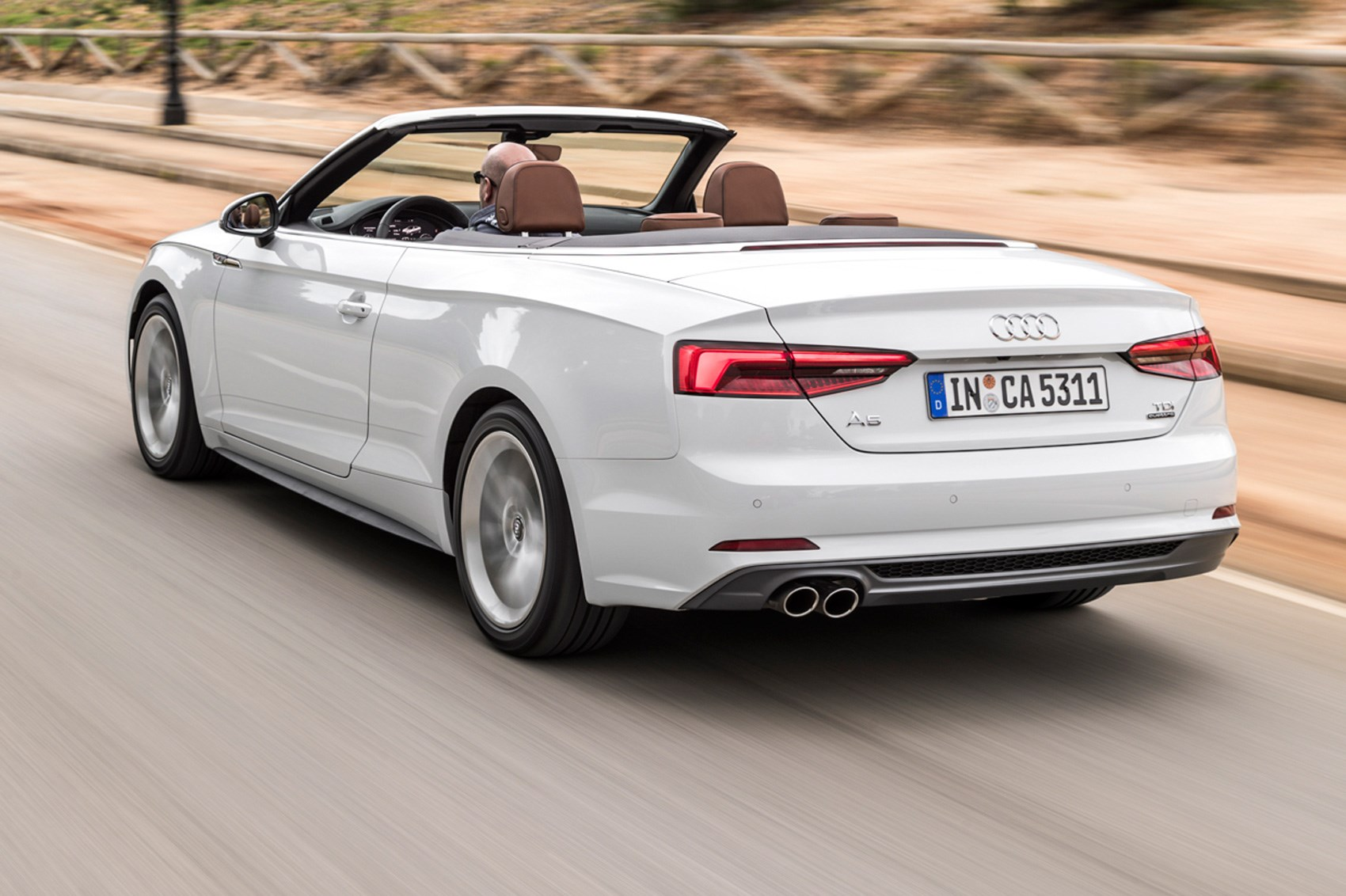 audi a5 cabriolet 2 0 tdi 2017 review by car magazine. Black Bedroom Furniture Sets. Home Design Ideas