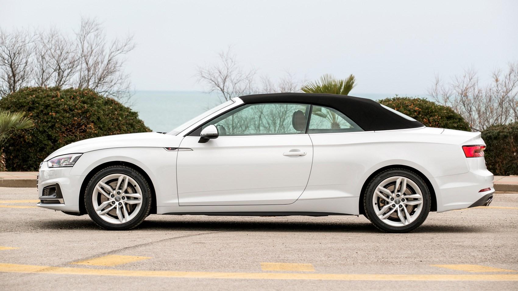 Audi a5 cabriolet 20 tfsi quattro review