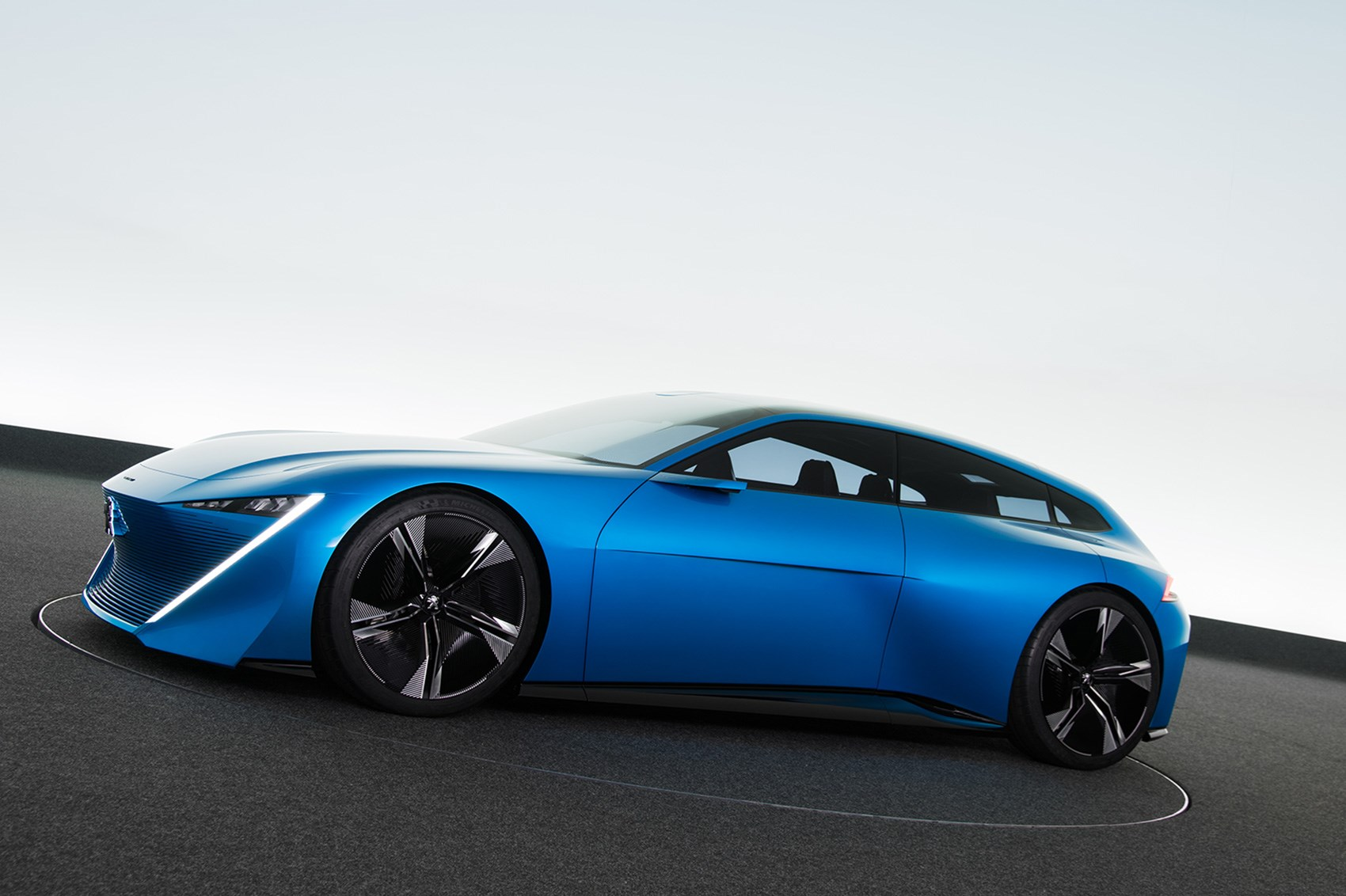 8 Show Stopping Details On The Peugeot Instinct Concept By Car Magazine
