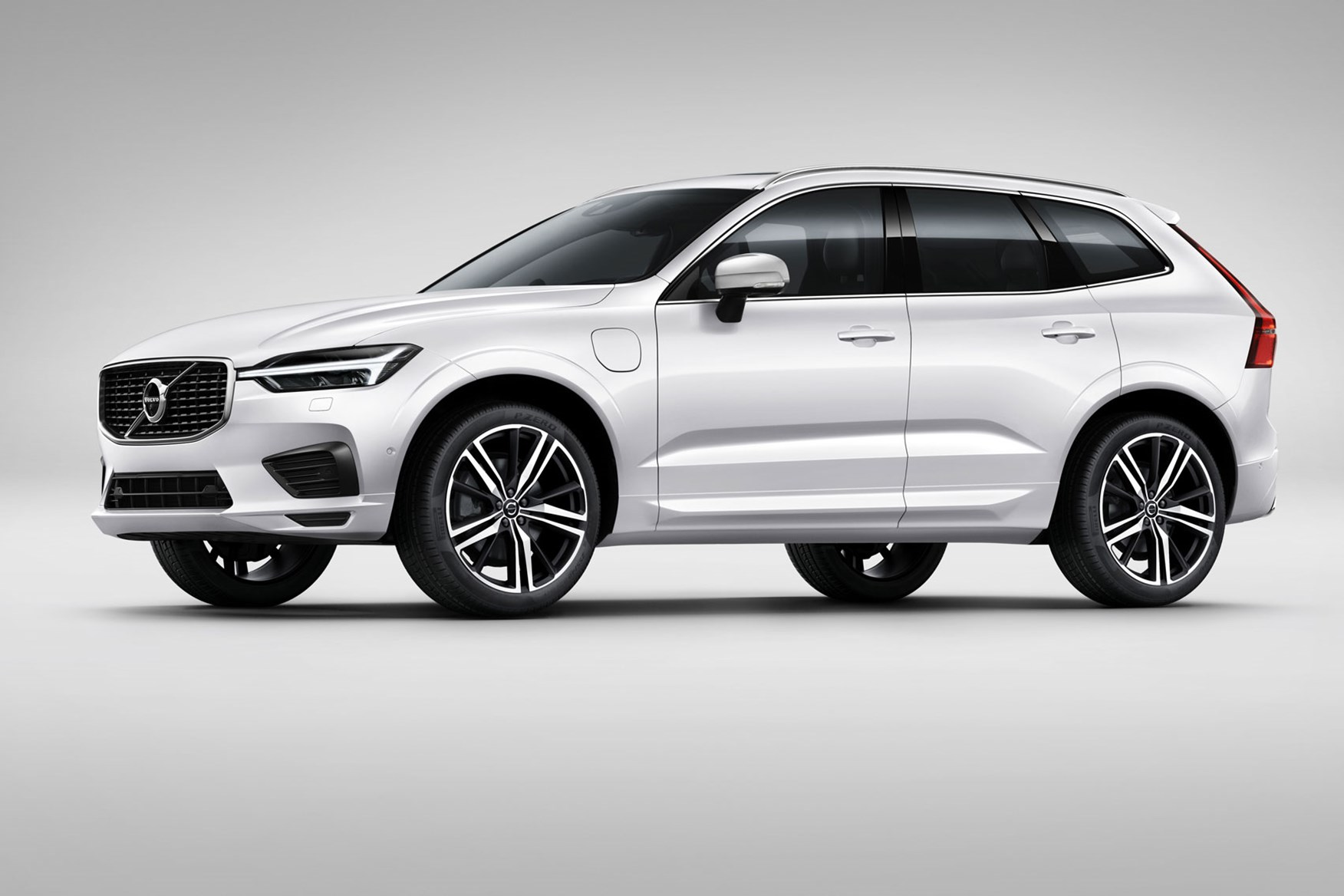 New Volvo XC60 At Geneva 2017