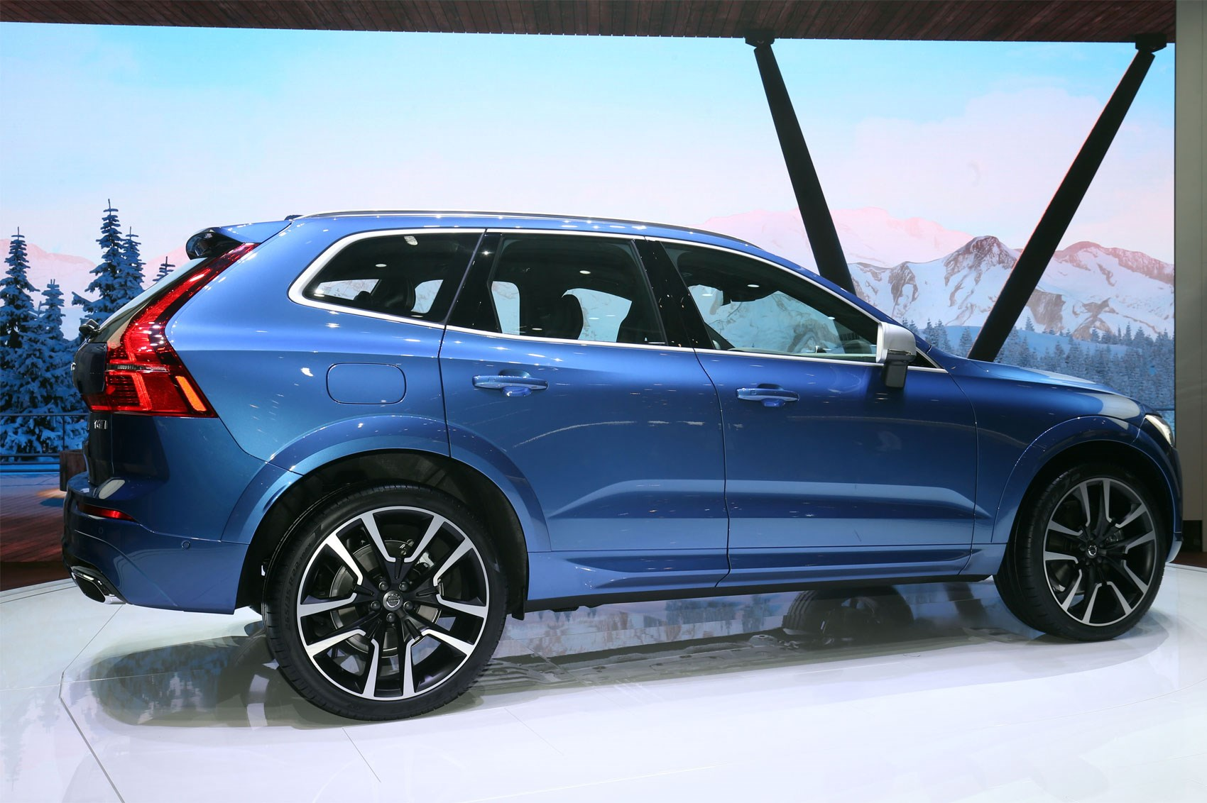 New Volvo XC60 At Geneva 2017 ...