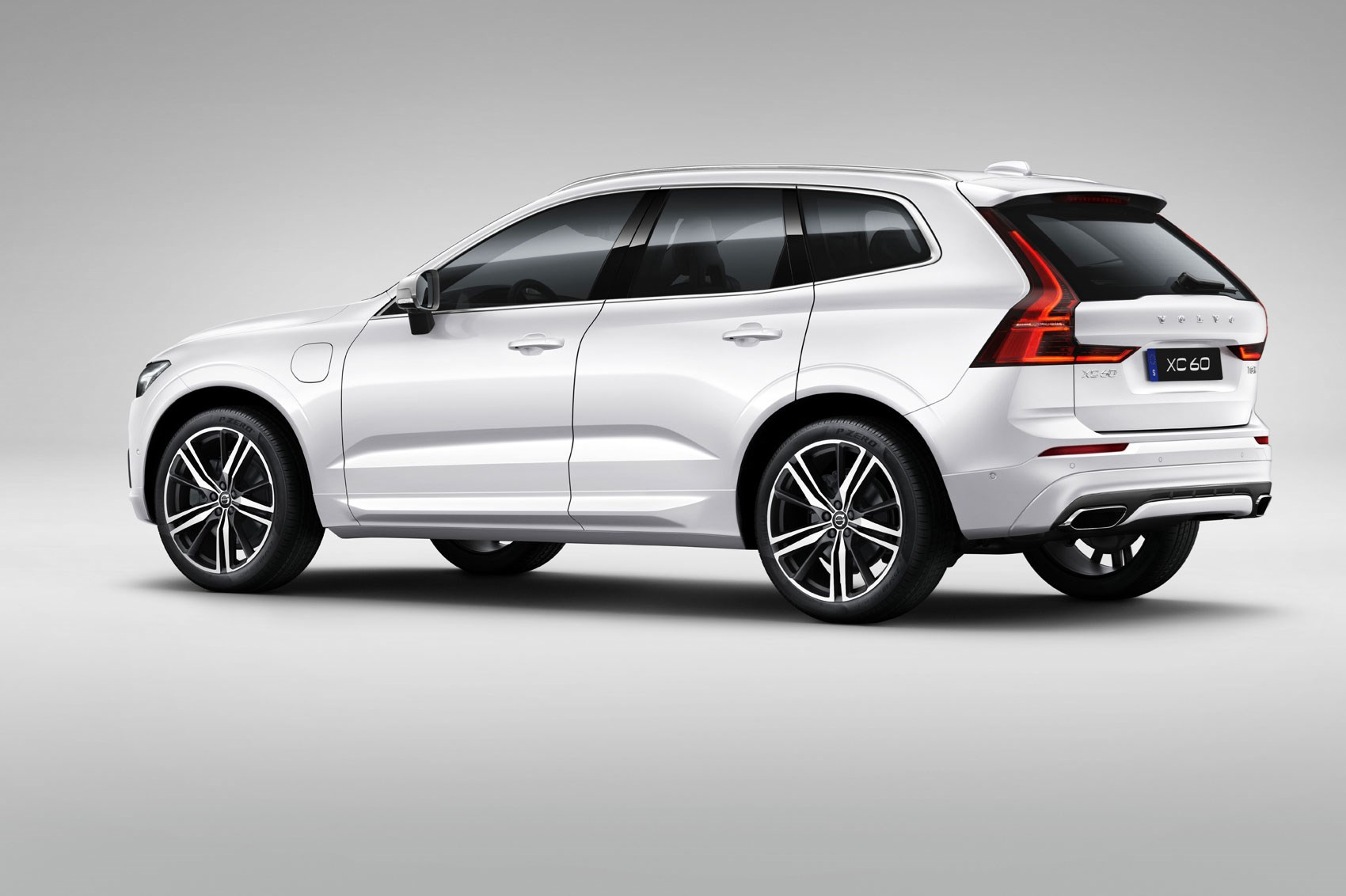 ... New Volvo XC60 At Geneva 2017 ...
