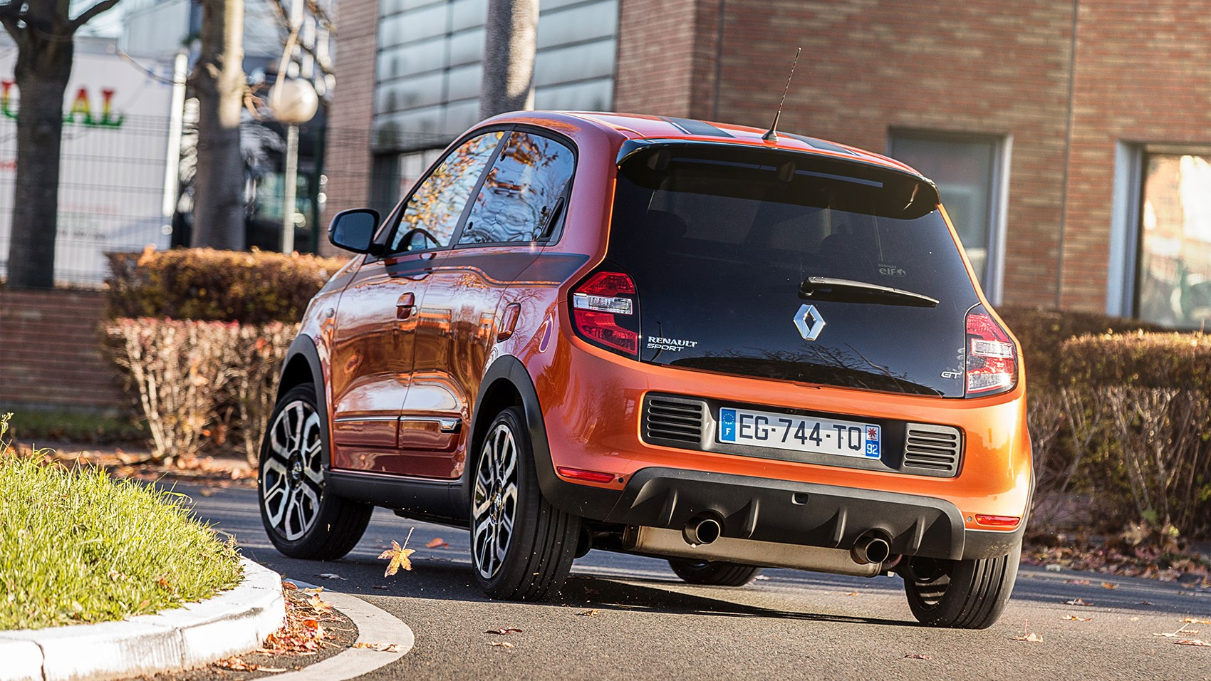 renault twingo gt 2017 review car magazine. Black Bedroom Furniture Sets. Home Design Ideas
