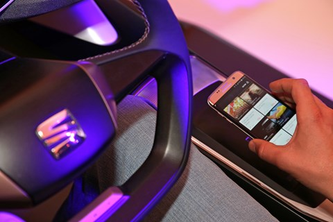 Seat ID: a new way of using your mobile phone to interact with your Seat car