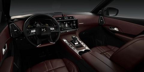 DS 7 Crossback interior
