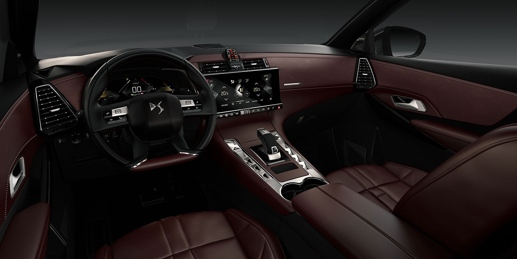 2017 Lincoln Continental Interior >> DS7 Crossback E-Tense hybrid breaks cover at Paris show | CAR Magazine