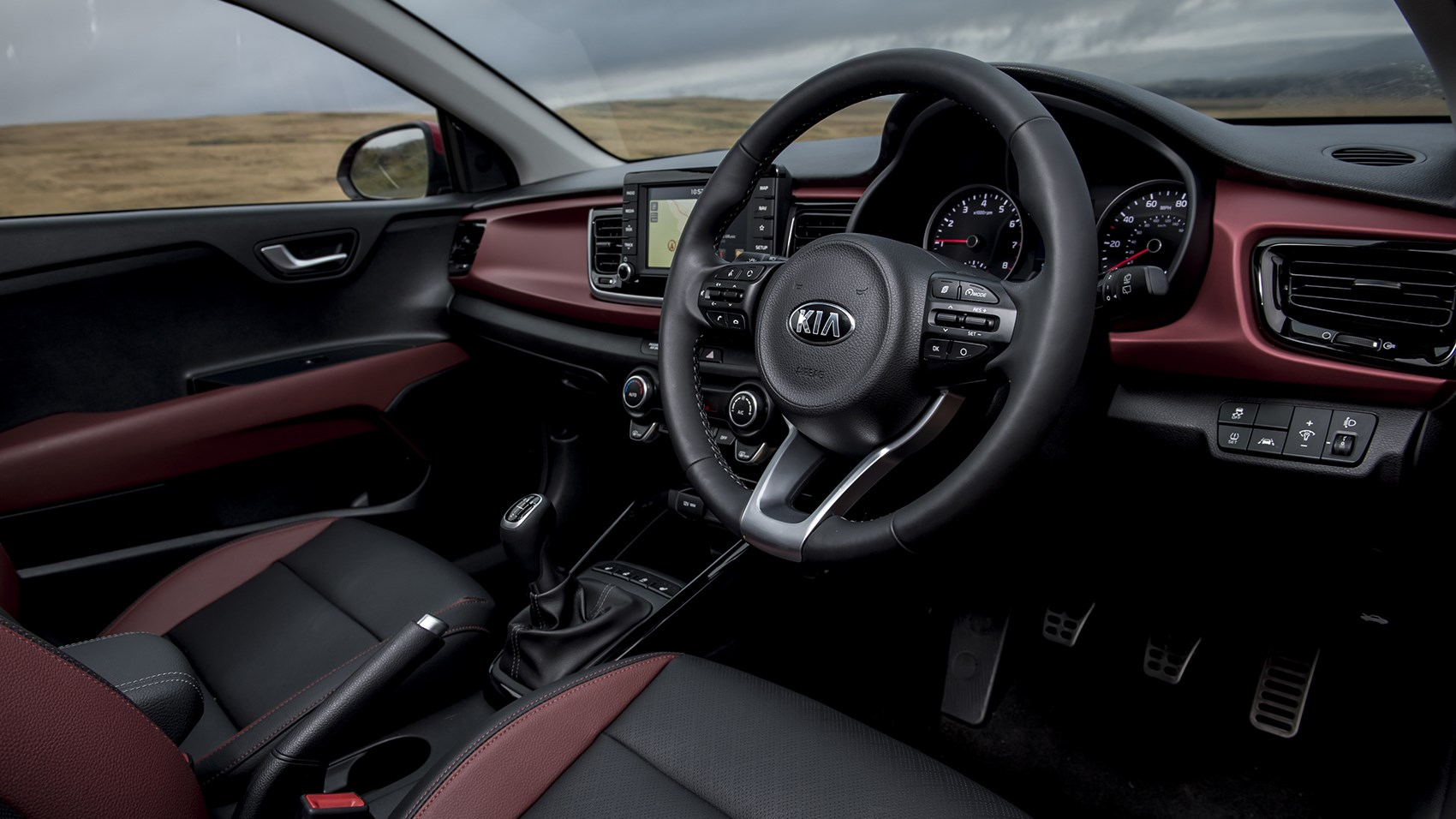 kia rio 3 1 0 t gdi 99bhp 2017 review by car magazine. Black Bedroom Furniture Sets. Home Design Ideas