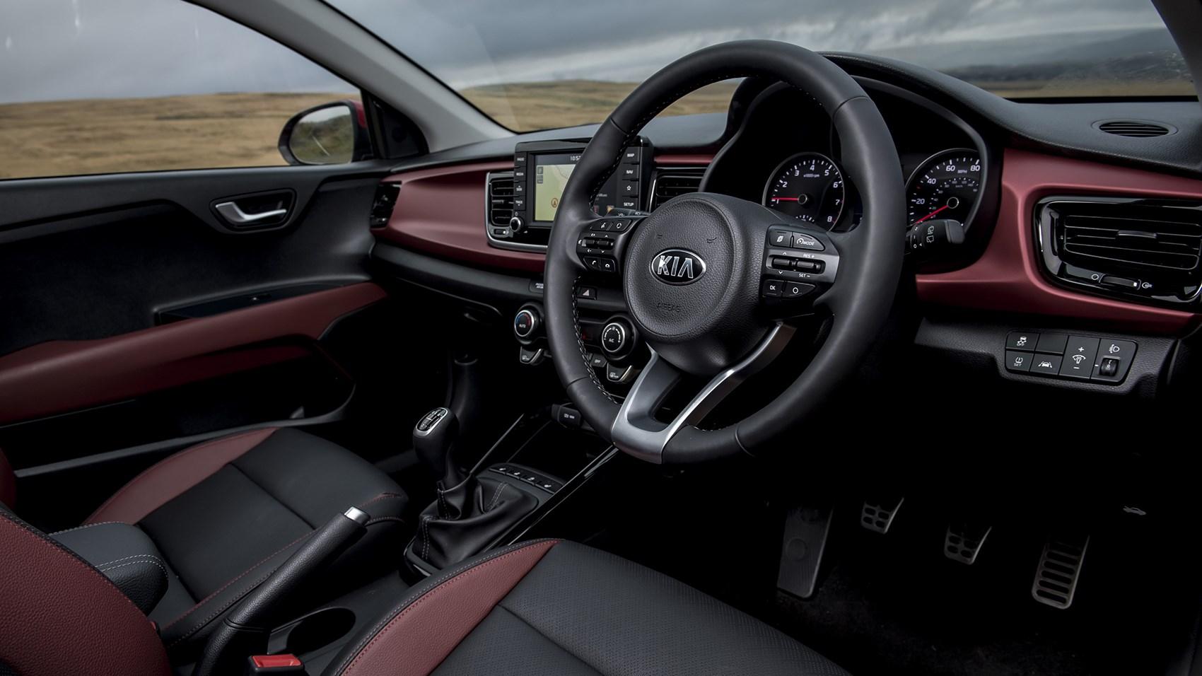 Kia Rio 3 1 0 T-GDi 99bhp (2017) review | CAR Magazine