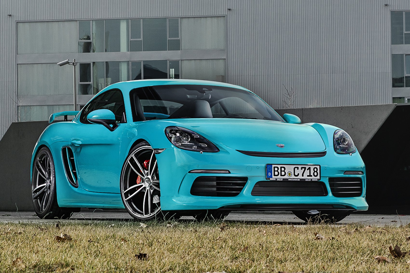 Techart Adds Muscle To The Porsche 718 Cayman Car Magazine