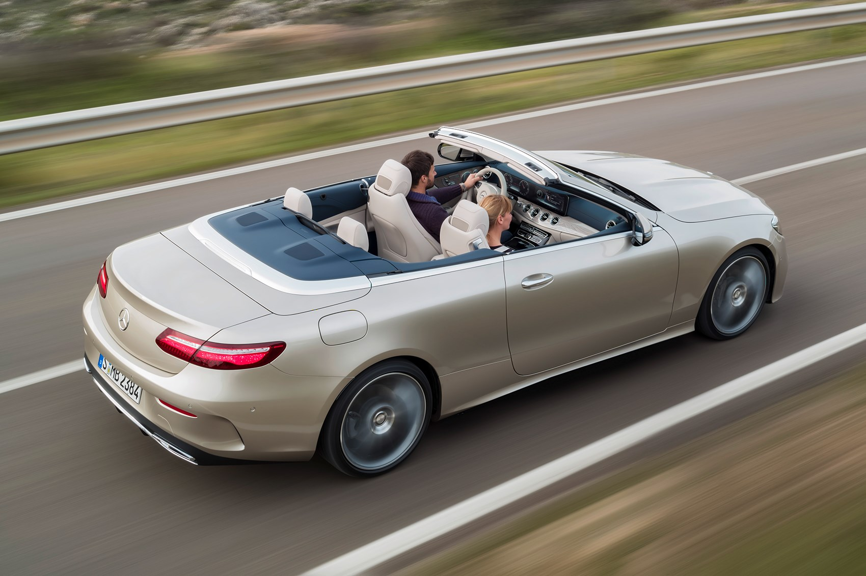 merc blows the roof off the mercedes e class cabriolet at geneva 2017 car magazine. Black Bedroom Furniture Sets. Home Design Ideas