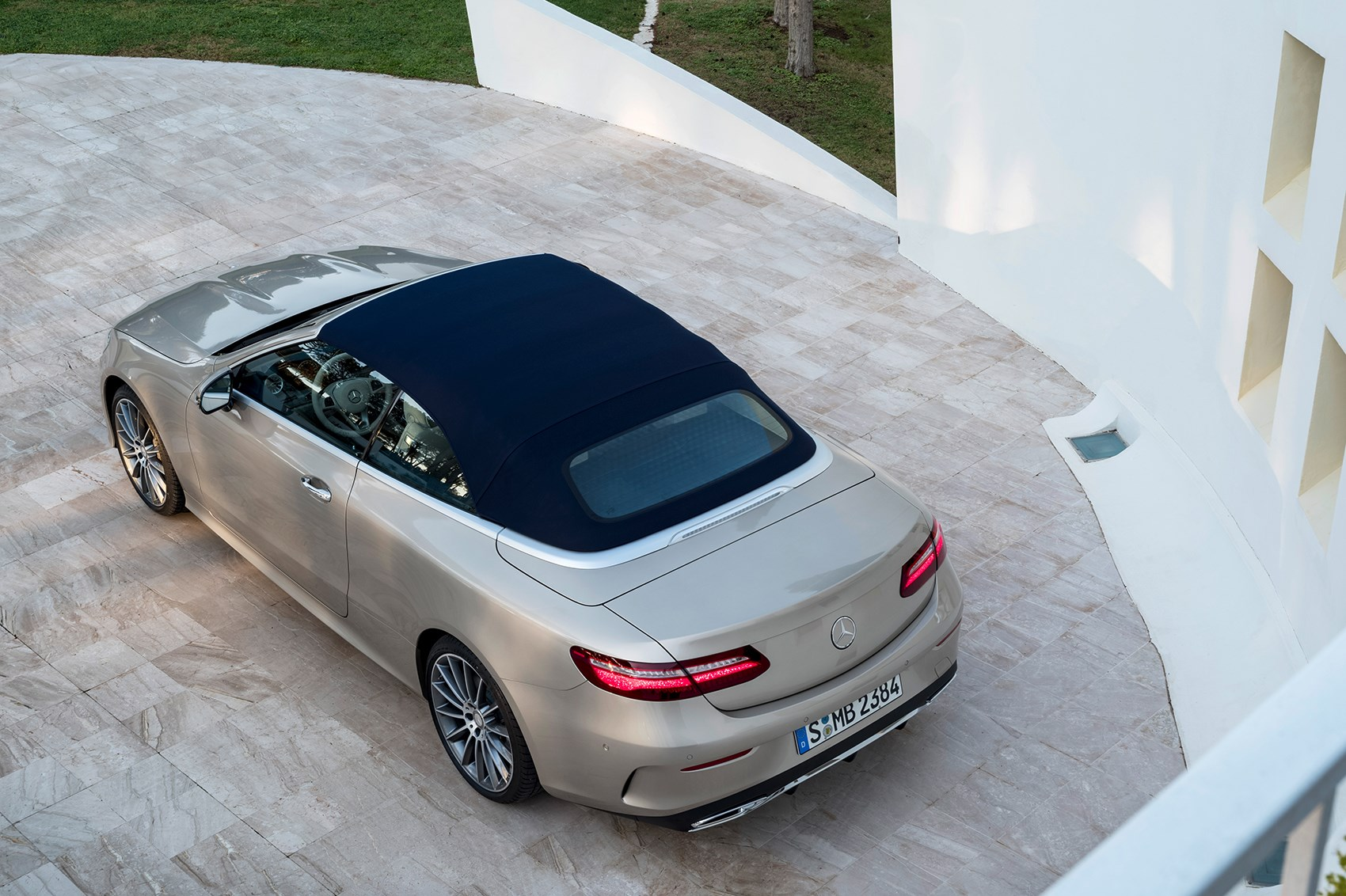 Merc blows the roof off the Mercedes E-class Cabriolet at ...