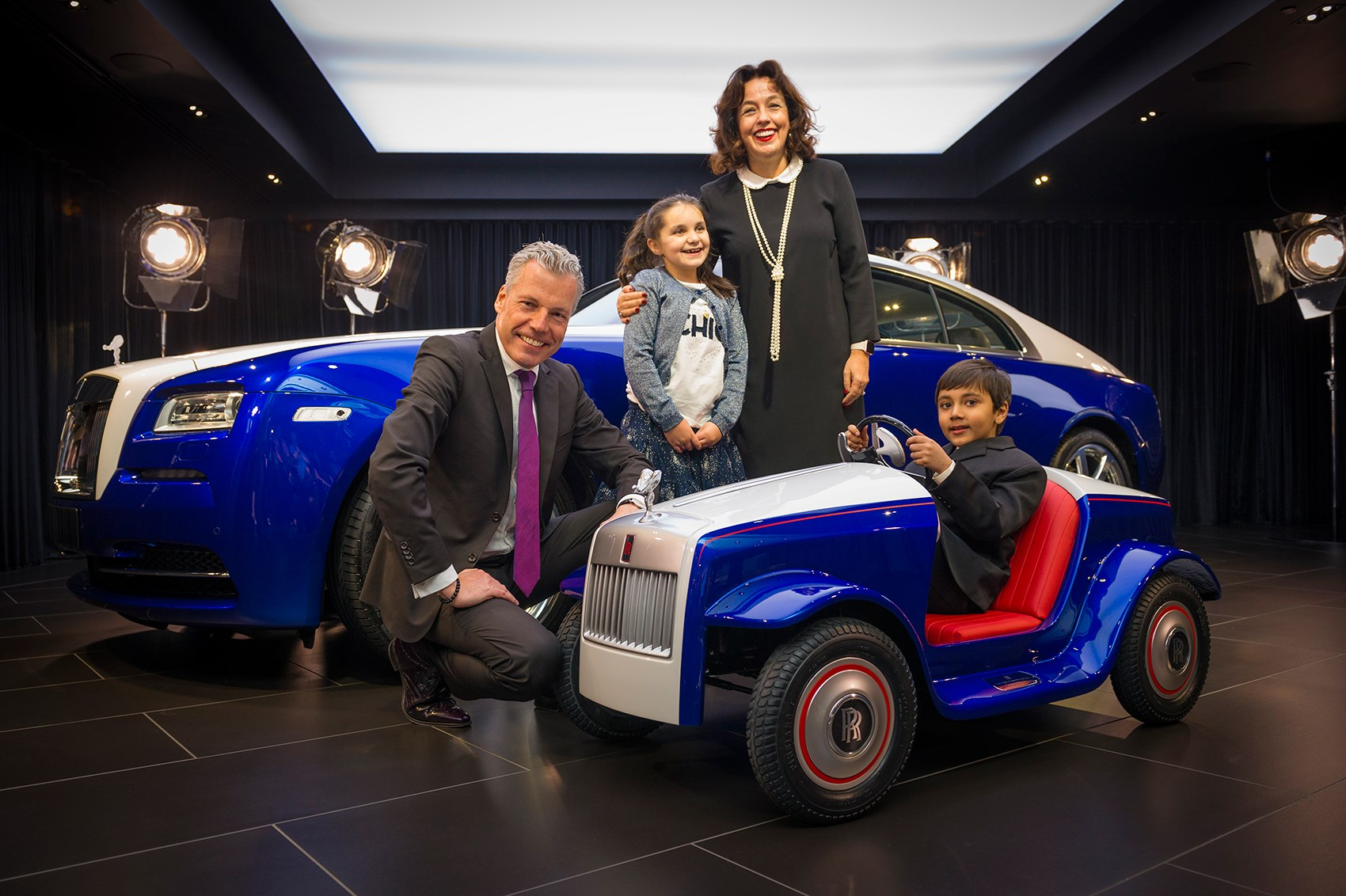 mini rolls the children u0027s royce by car magazine