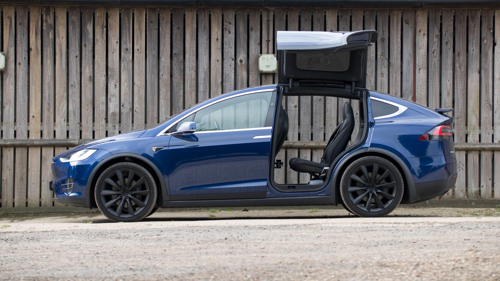 Tesla Model X (2018) review: a pioneer under siege | CAR Magazine