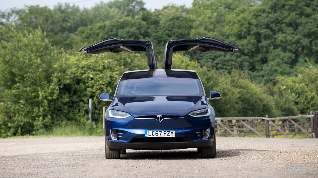 Tesla Model X 2018 Review A Pioneer Under Siege Car Magazine
