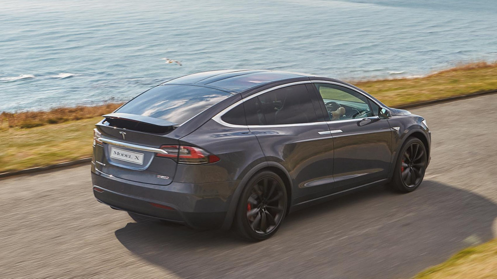 Tesla Model X 2017 Review By Car Magazine